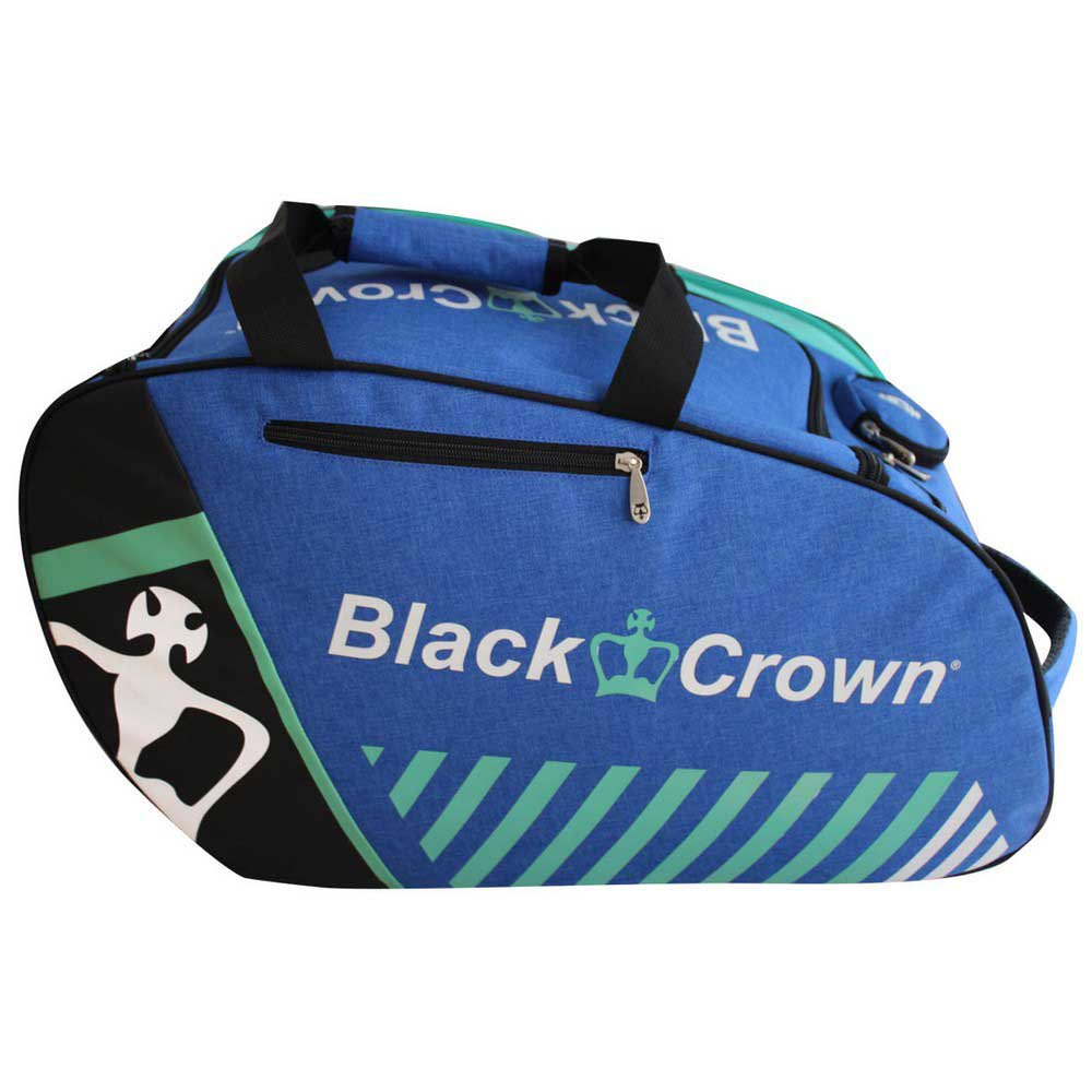 Black Crown Work One Size Black / Blue / Turquoise