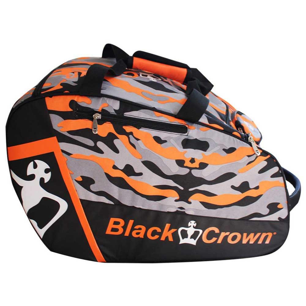 Black Crown Work One Size Black / Orange / Grey