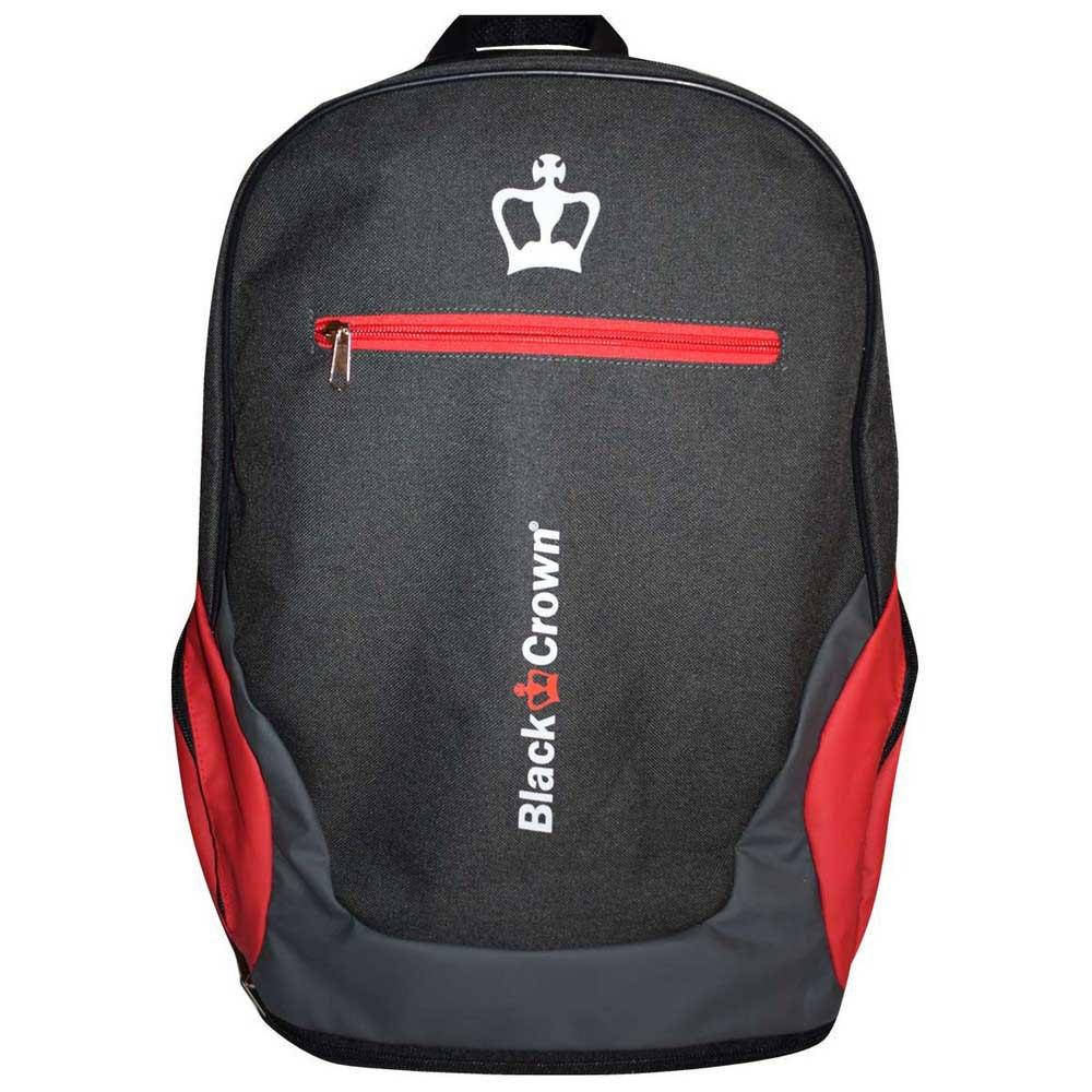 Black Crown Bit One Size Black / Red