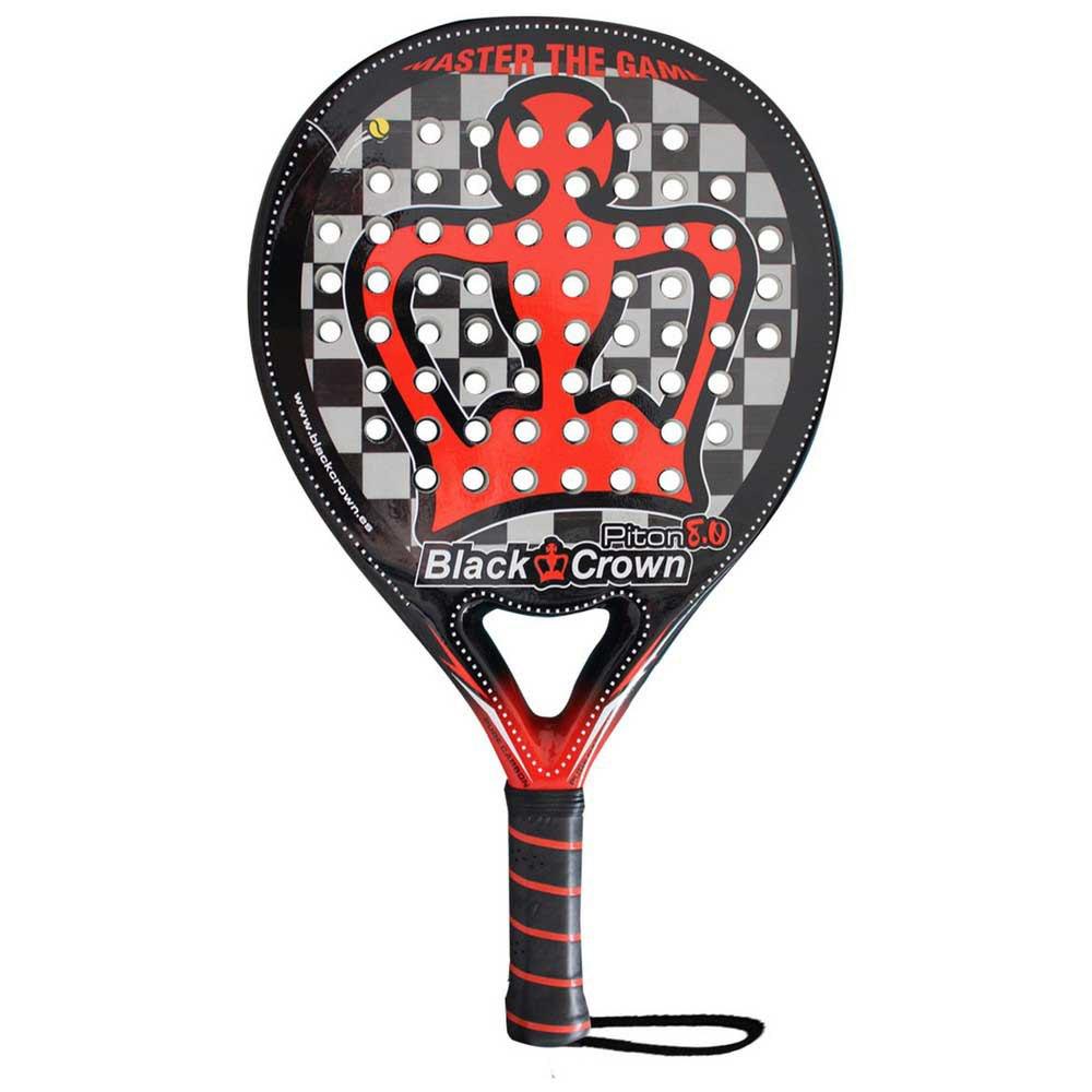 Black Crown Piton 8.0 One Size Black / Red / Grey