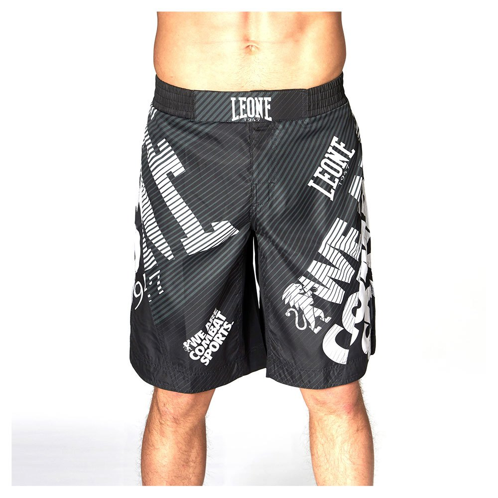 Leone1947 Short We Are Combat Sports L Black