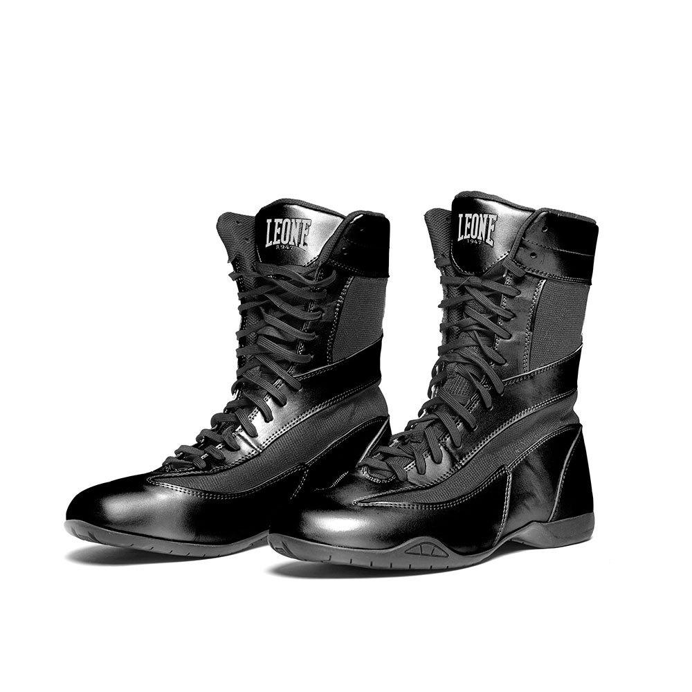 Leone1947 Chaussures Boxe Legend EU 40 Black