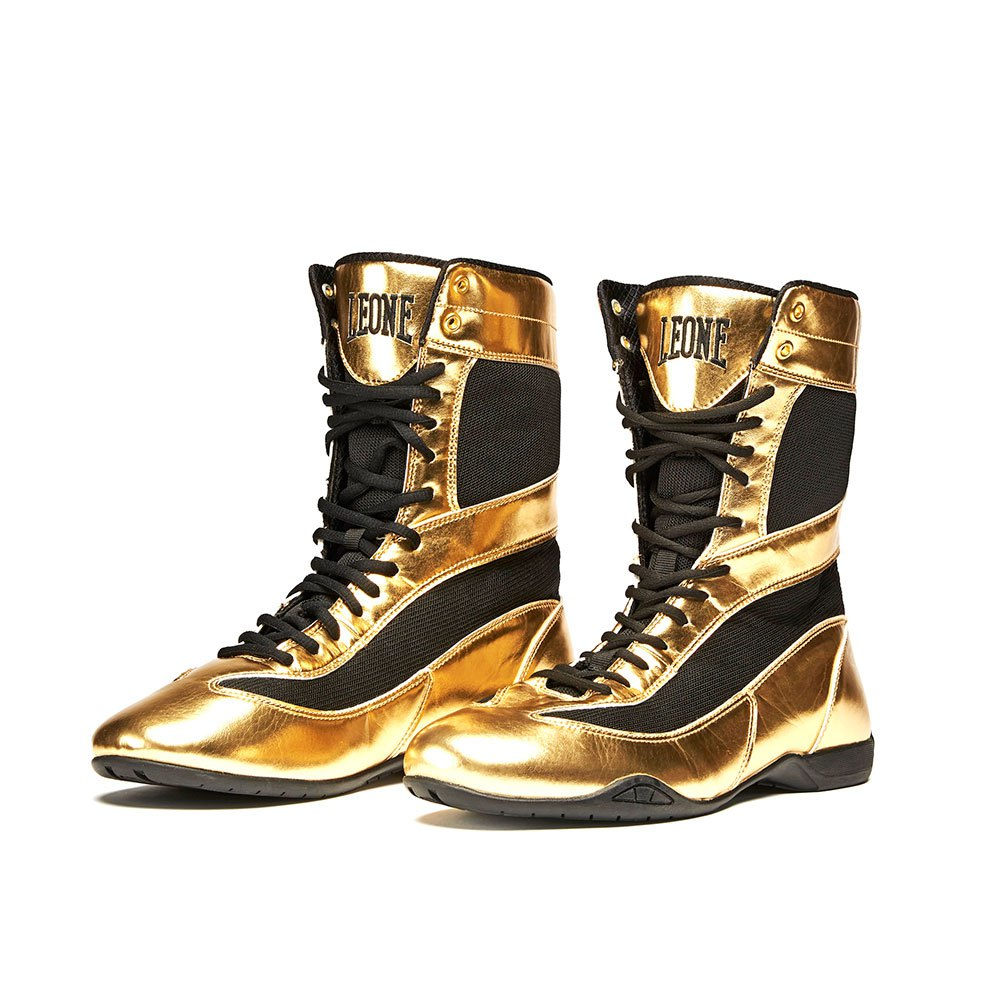 Leone1947 Chaussures Boxe Legend EU 40 Gold