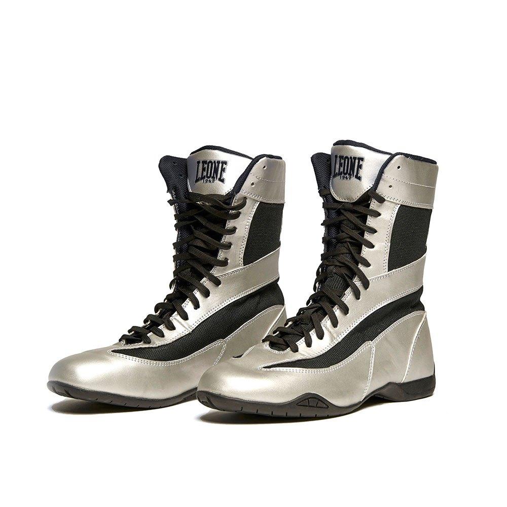Leone1947 Chaussures Boxe Legend EU 40 Silver