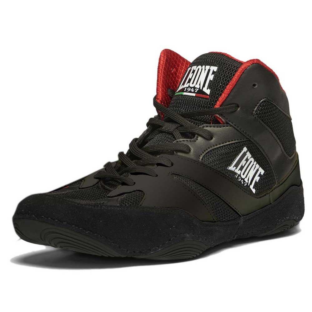 Leone1947 Chaussures Boxe Luchador EU 40 Black