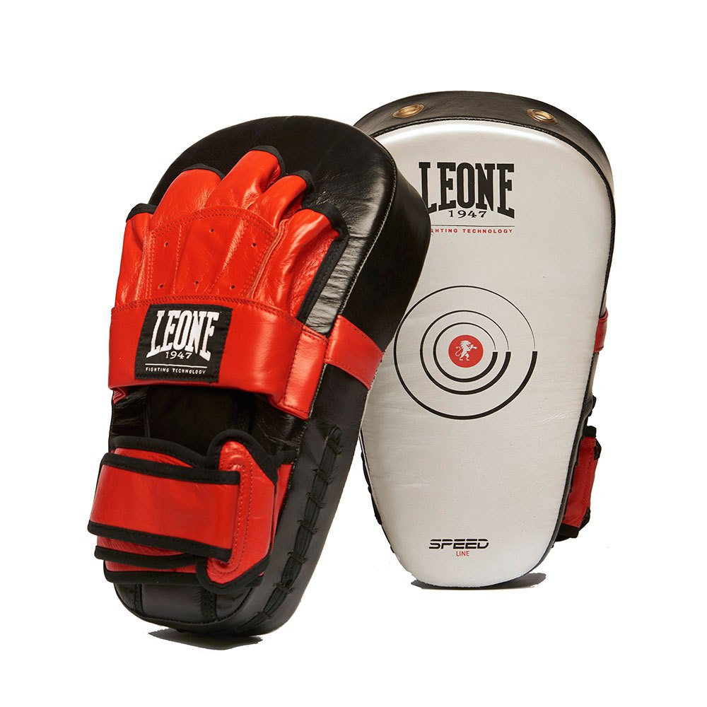 Leone1947 Speed Line Striking Mitts One Size Silver