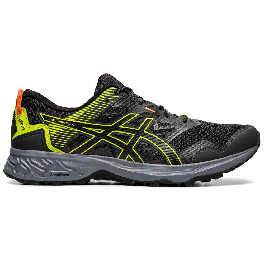 Asics Zapatillas Trail Running Gel Sonoma 5 Graphite Grey / Black