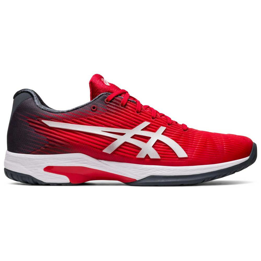 Asics Solution Speed Ff EU 45 Classic Red / Pure Silver