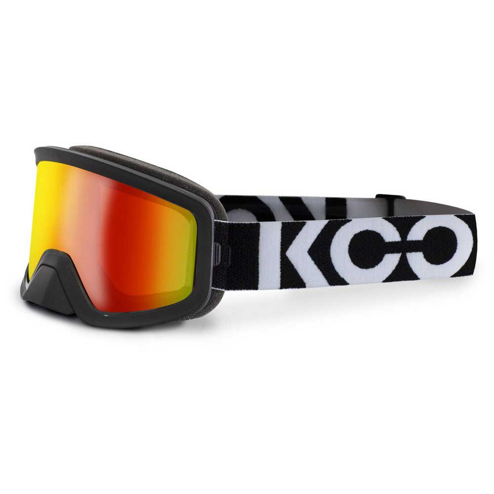 Koo Edge Red Mirror/CAT2 Black