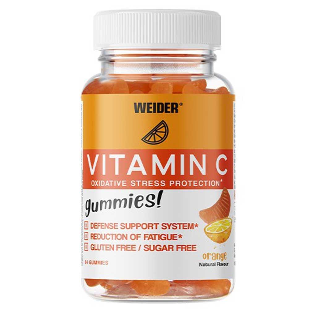 Weider Vitamin C Up 84 Unités Orange One Size Orange