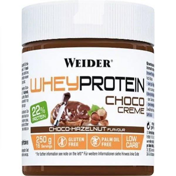 Weider Protéine De Lactosérum 250g Chocolat&noisette One Size Black