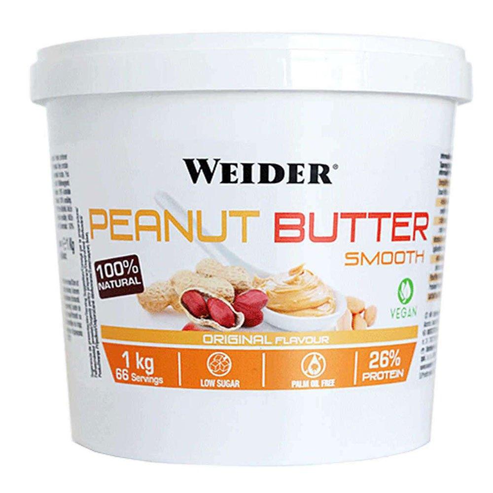 Weider Butter Smooth 1kg Peanut One Size Peanut