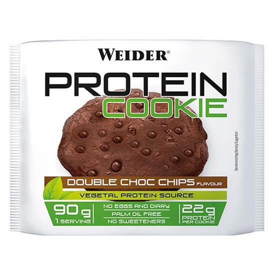 Weider Protéine Végétalienne 90g Chips De Chocolat Double One Size Double Chocolate Chips