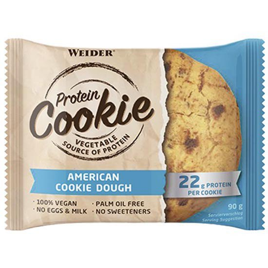 Weider Protéine Végétalienne 90g Pâte À Biscuits Américaine One Size