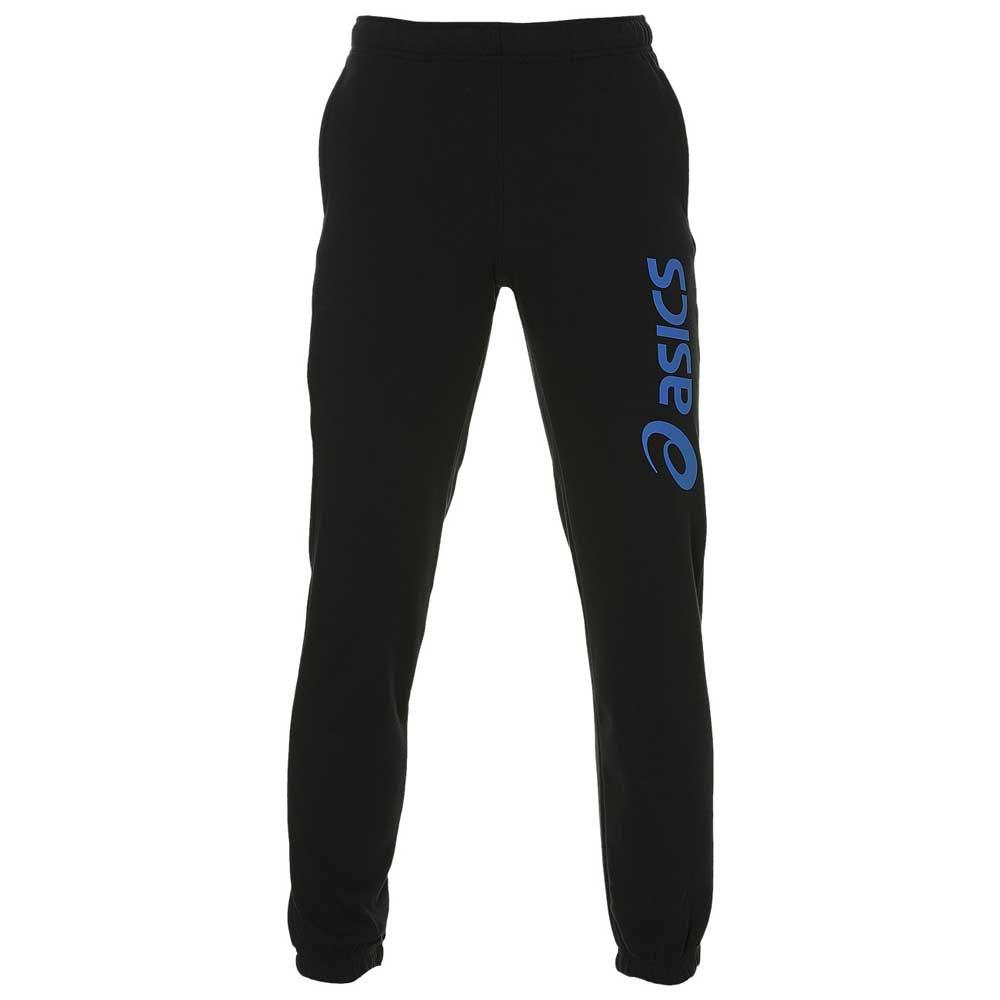 Asics Pantalon Longue Big Logo M Performance Black / Asics Blue