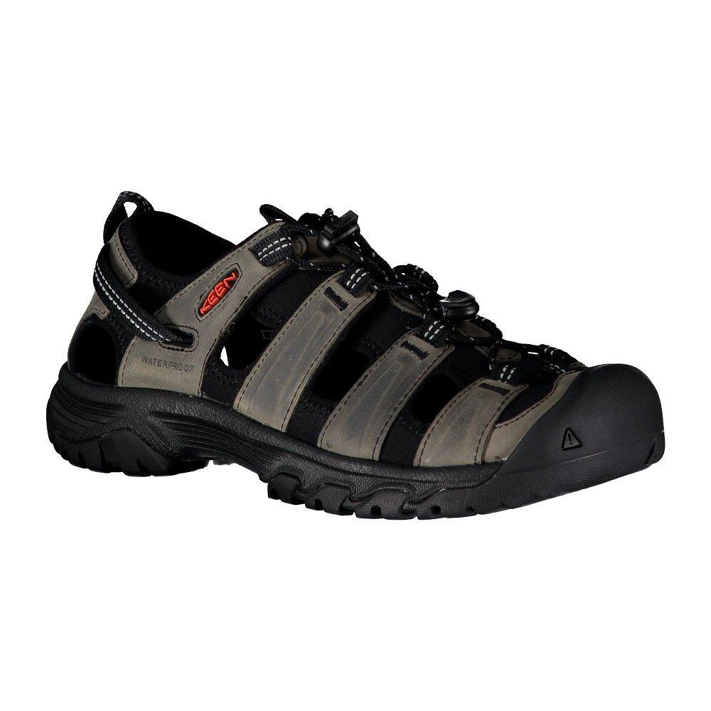 Keen Targhee Iii Sandals EU 42 Grey / Black