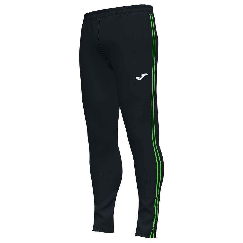 Joma Classic 7-8 Years Black / Fluor Green