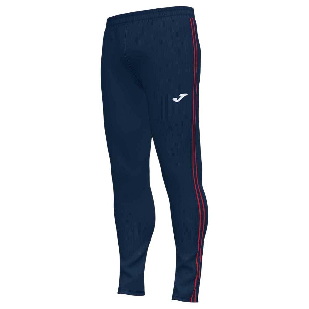 Joma Pantalon Longue Classic 9-10 Years Dark Navy / Red