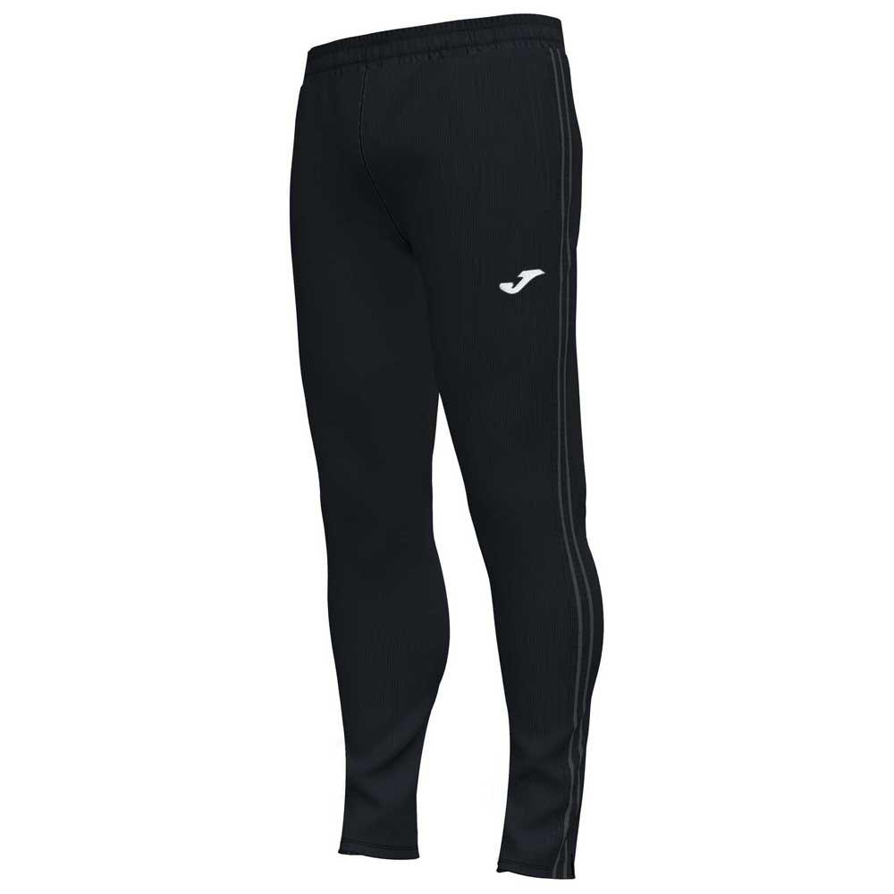 Joma Pantalon Longue Classic 9-10 Years Black / Anthracite