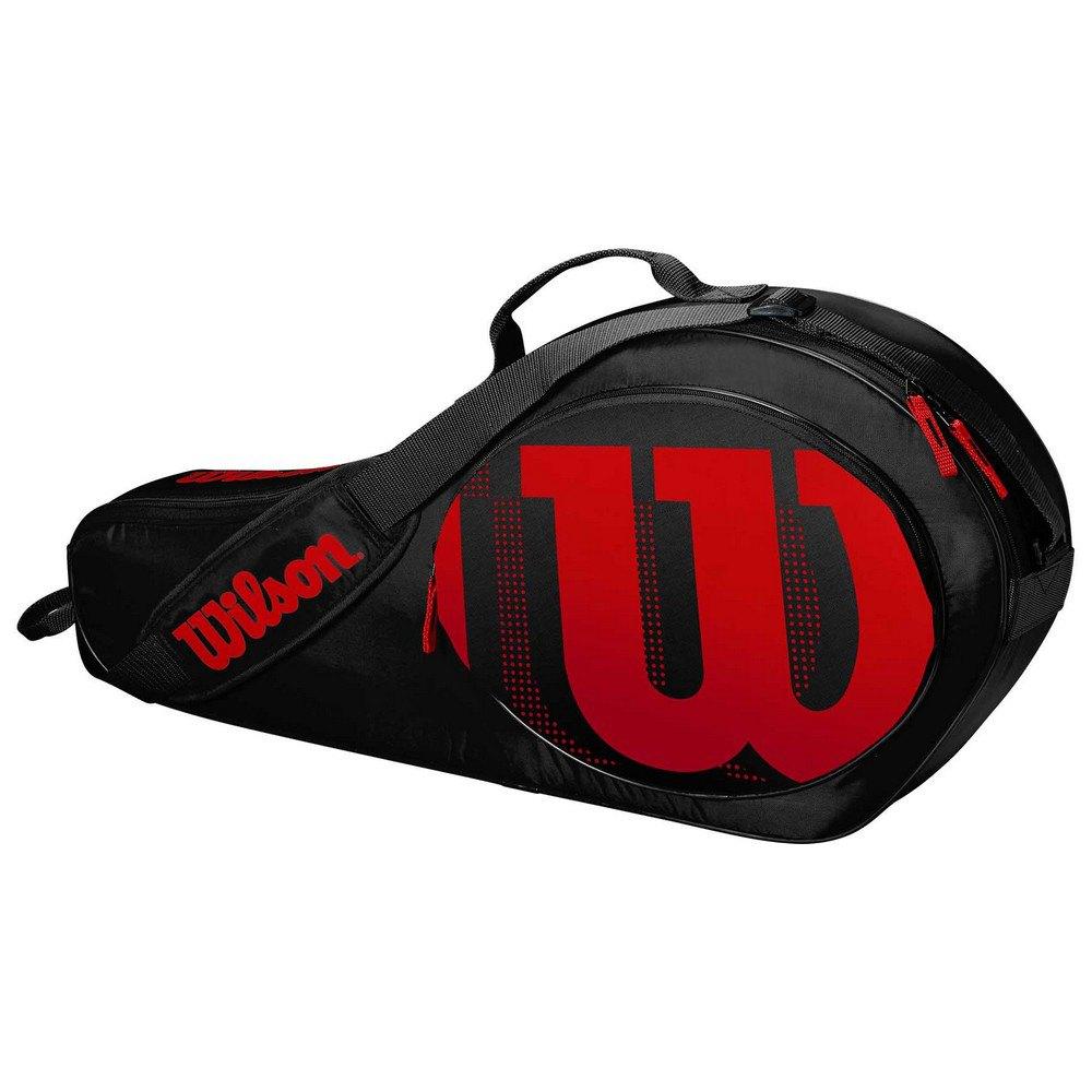 Wilson Junior One Size Black / Infrared
