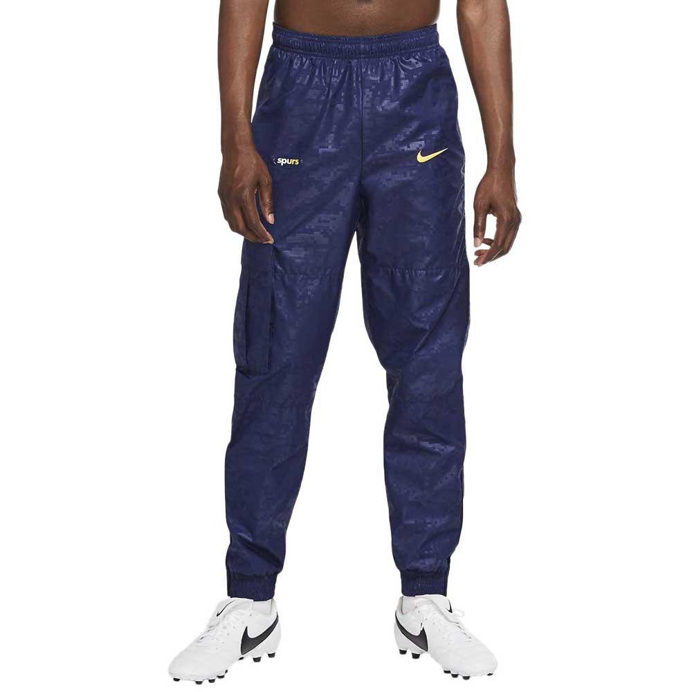 Nike Pantalons Tottenham Hotspur Fc 20/21 XXL Binary Blue / Tour Yellow