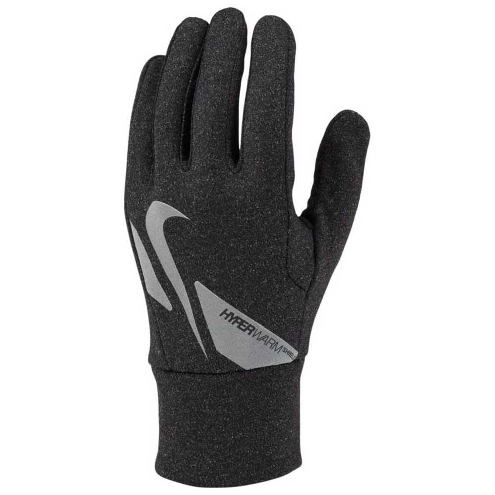 Nike Shield Hyperwarm S Dark Charcoal / Black / Metallic Silver