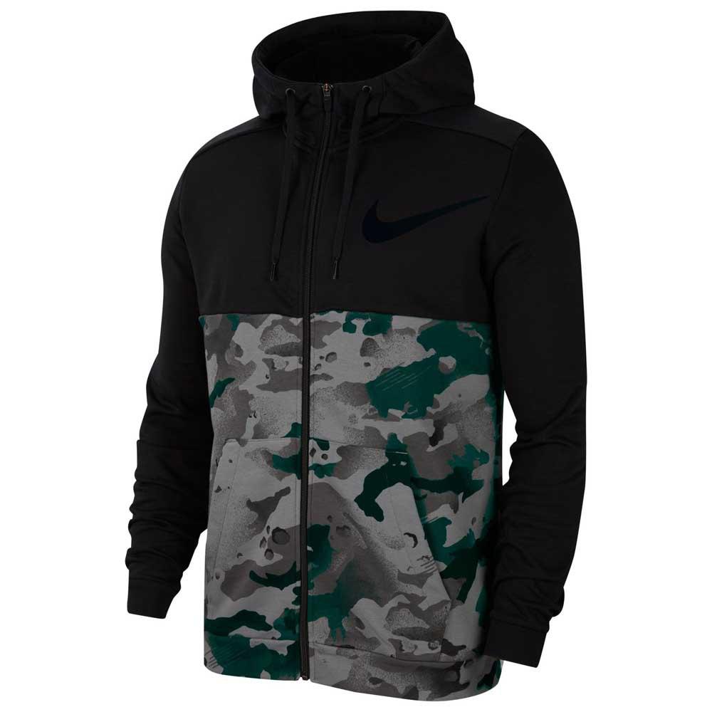 Nike Dri Fit L Black / Iron Grey / Grey Fog