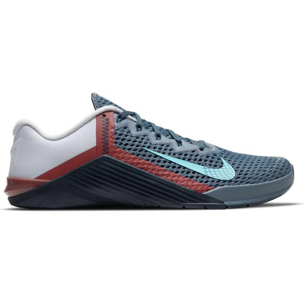 Nike Metcon 6 EU 44 Ozone Blue / Bleached Aqua / Pure Platinum