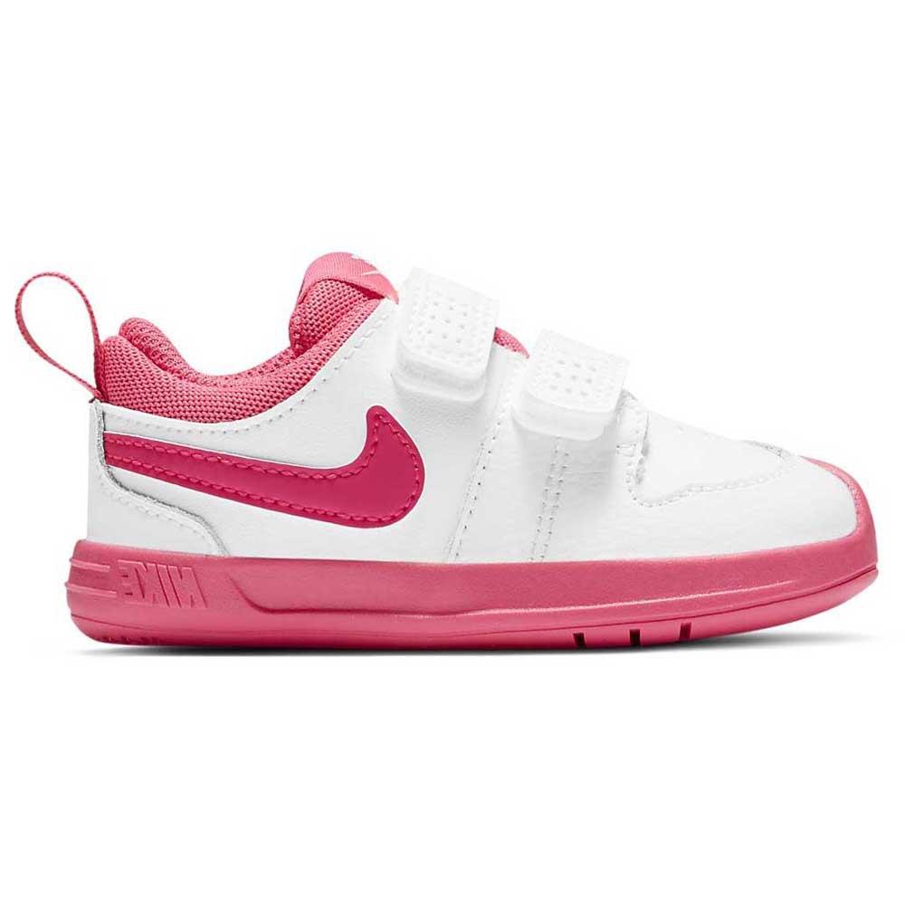 Nike Pico 5 Tdv EU 18 1/2 White / Hyper Pink