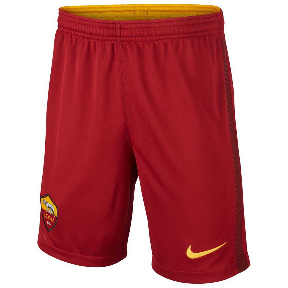 Nike As Roma Home Stadium 20/21 Junior XL Team Crimson / University Gold