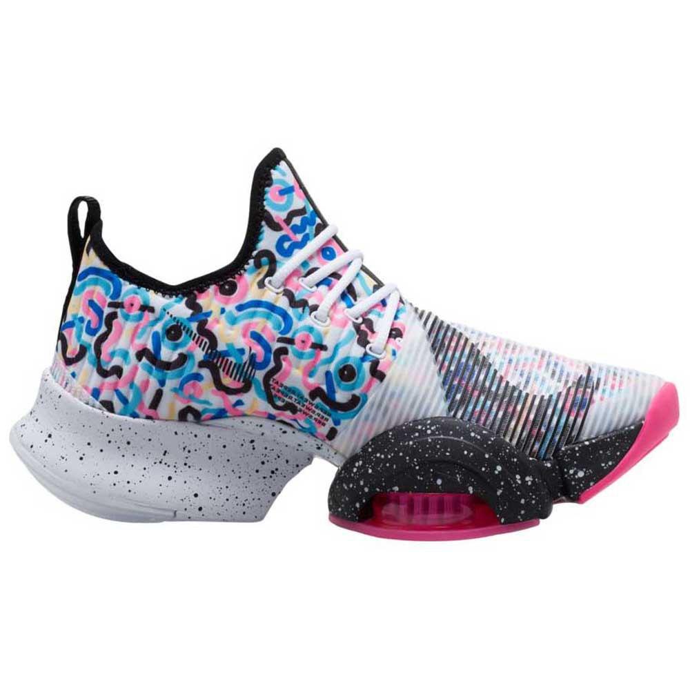 Nike Chaussures Air Zoom Superrep EU 42 Black / White / Baltic Blue / Pink Blast
