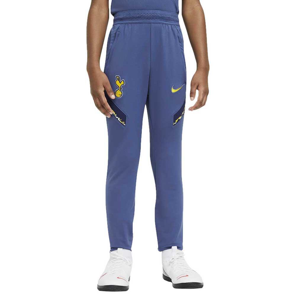 Nike Pantalons Tottenham Hotspur Fc Dri Fit Strike 20/21 Junior M Mystic Navy / Tour Yellow