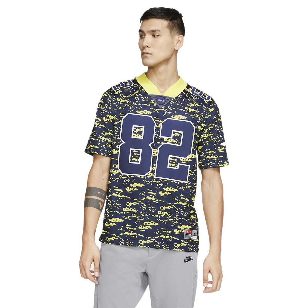 Nike Tottenham Hotspur Fc 20/21 L Opti Yellow / Binary Blue