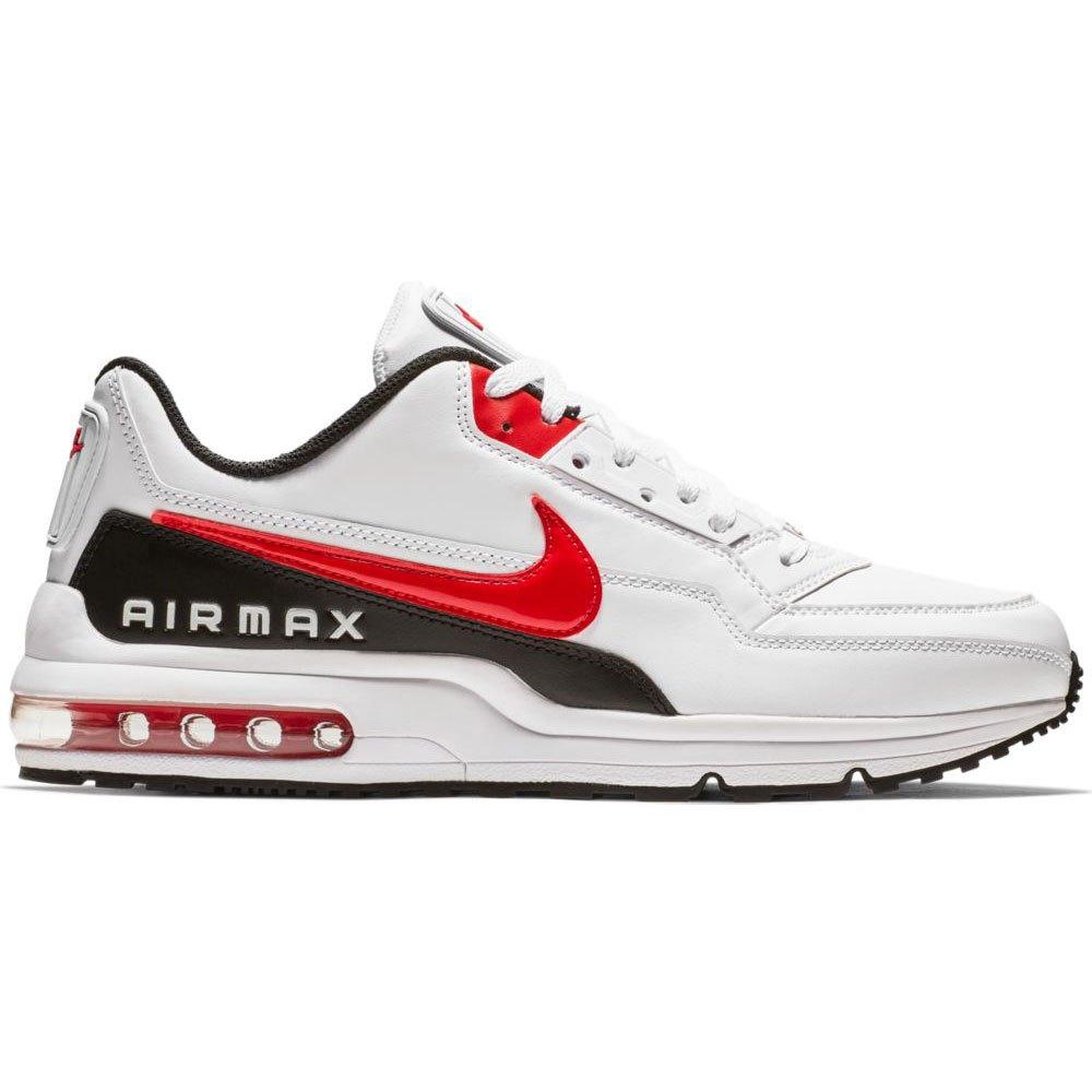 Nike Air Max Ltd 3 EU 48 1/2 White / University Red / Black