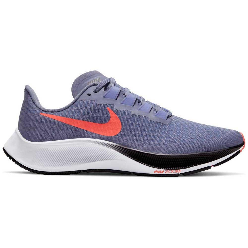 Nike Air Zoom Pegasus 37 EU 35 1/2 Indigo Haze / Bright Mango / Purple Pulse