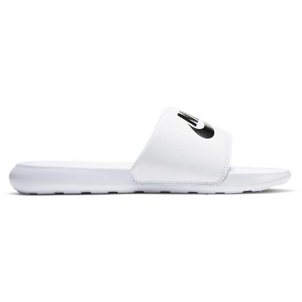 Nike Tongs Victori One EU 51 1/2 White / Black / White