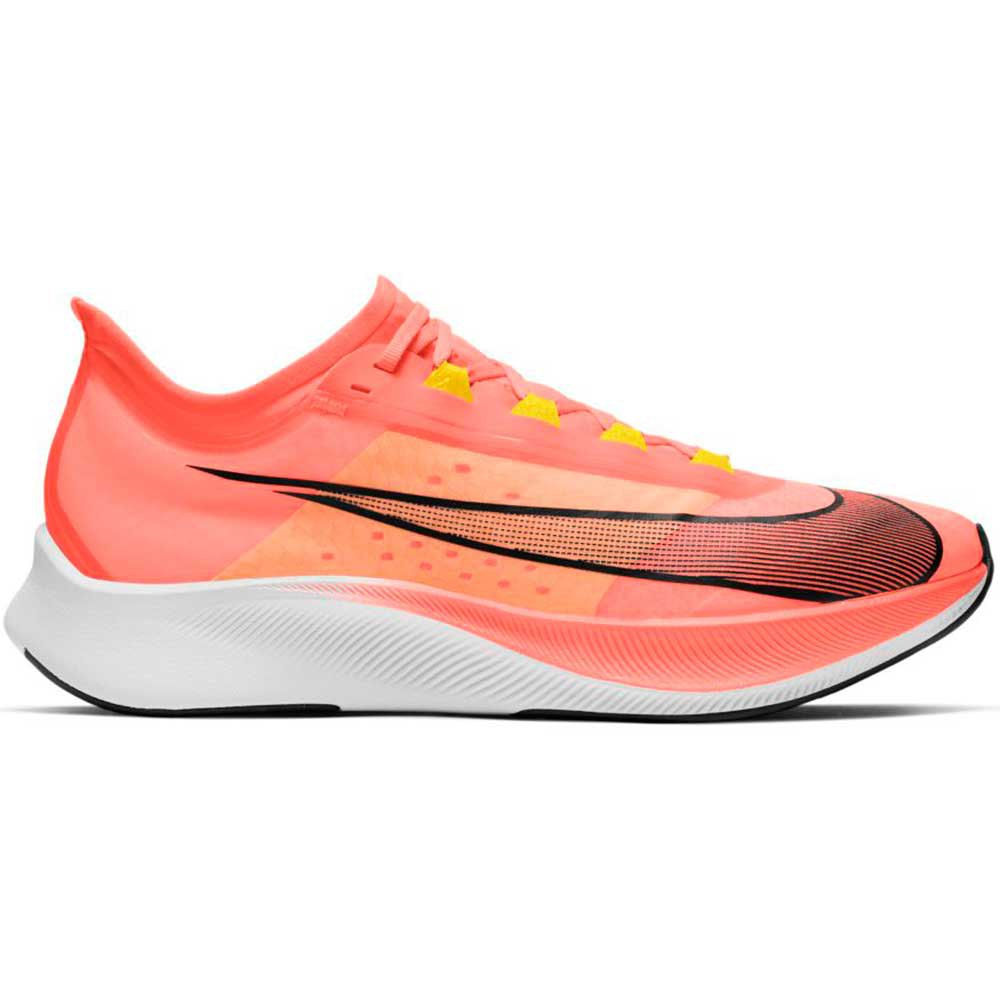 Nike Zoom Fly 3 EU 43 Bright Mango / Black / Citron Pulse