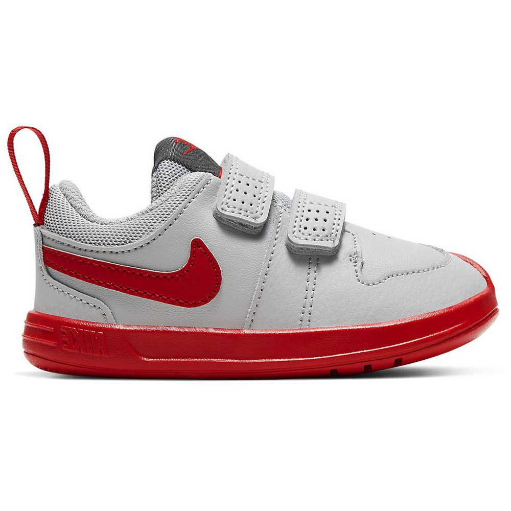 Nike Pico 5 EU 27 Lt Smoke Grey / University Red