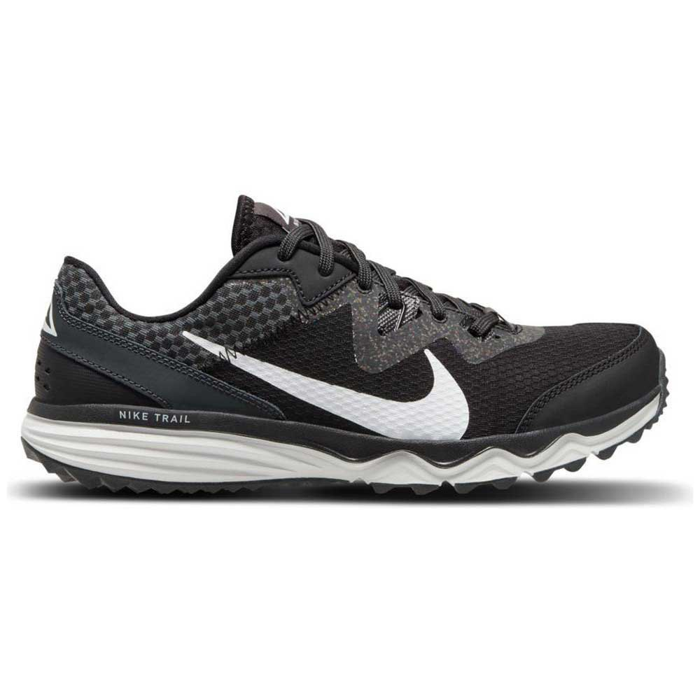 Nike Juniper Trail EU 41 Black / White / Dk Smoke Grey / Grey Fog