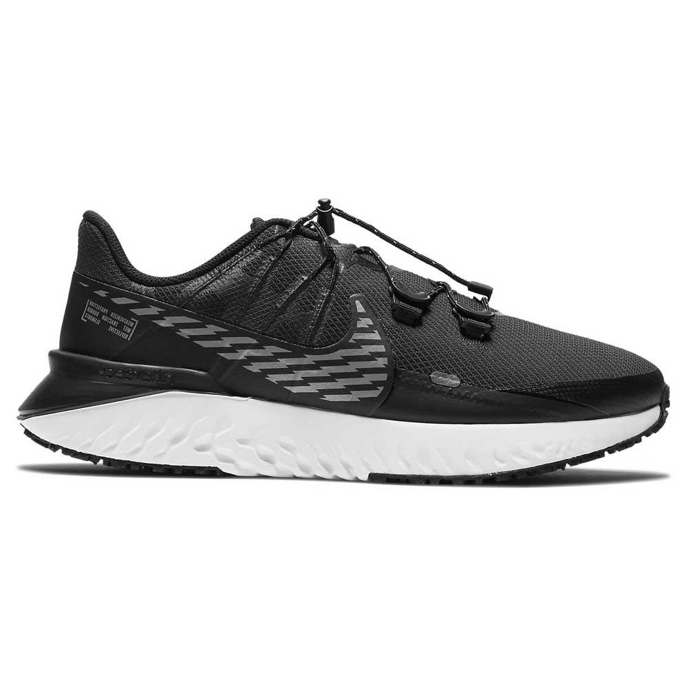 Nike Legend React 3 Shield EU 36 1/2 Black / Mtlc Dark Grey / Off Noir / White