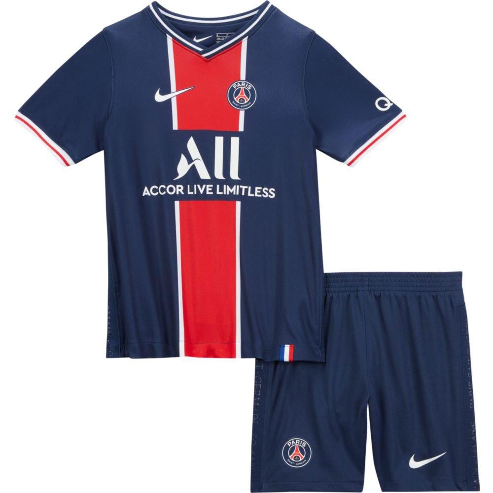 Nike Ensemble Paris Saint Germain Domicile 20/21 M Midnight Navy / White