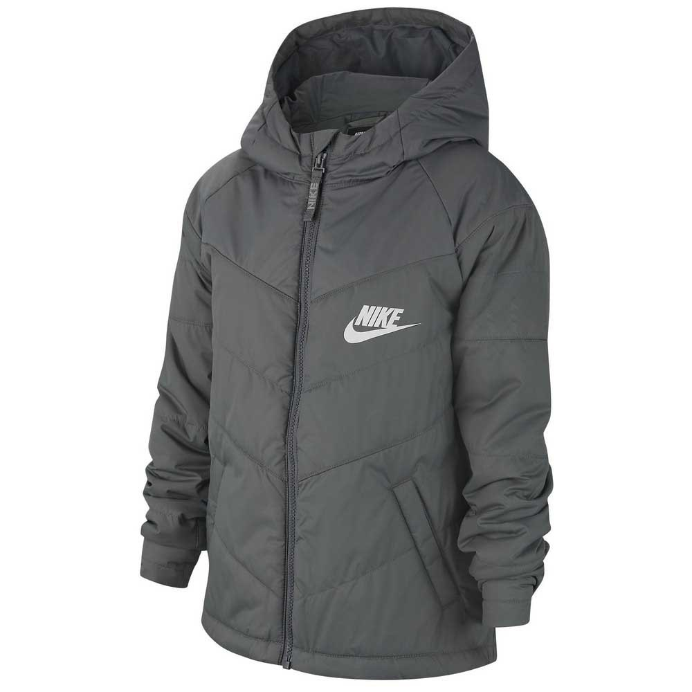 Nike Sportswear S Smoke Grey / Smoke Grey / Smoke Grey / White