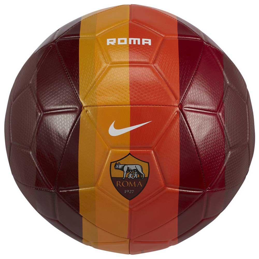 Nike Ballon Football As Roma Strike 5 Team Crimson / Dark Team Red / White