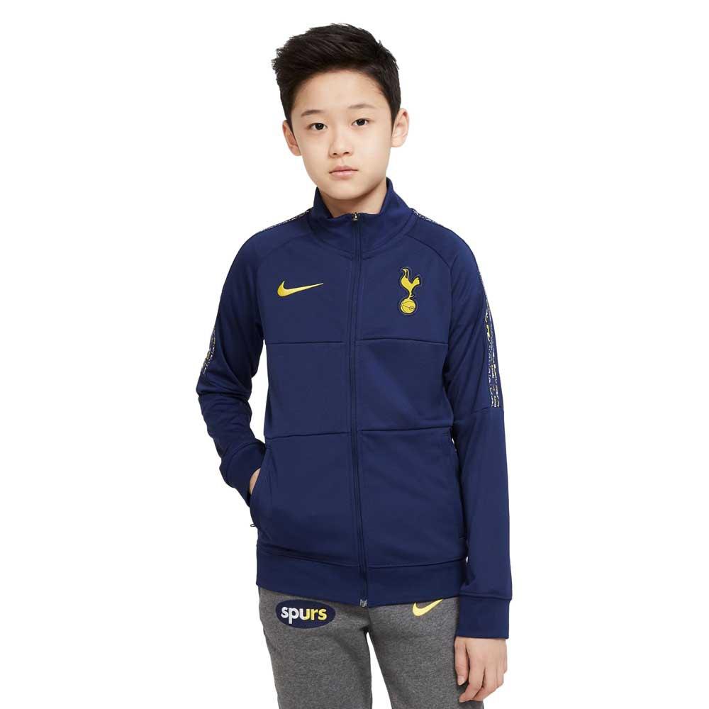 Nike Tottenham Hotspur Fc I96 20/21 Junior L Binary Blue / Binary Blue / Tour Yellow