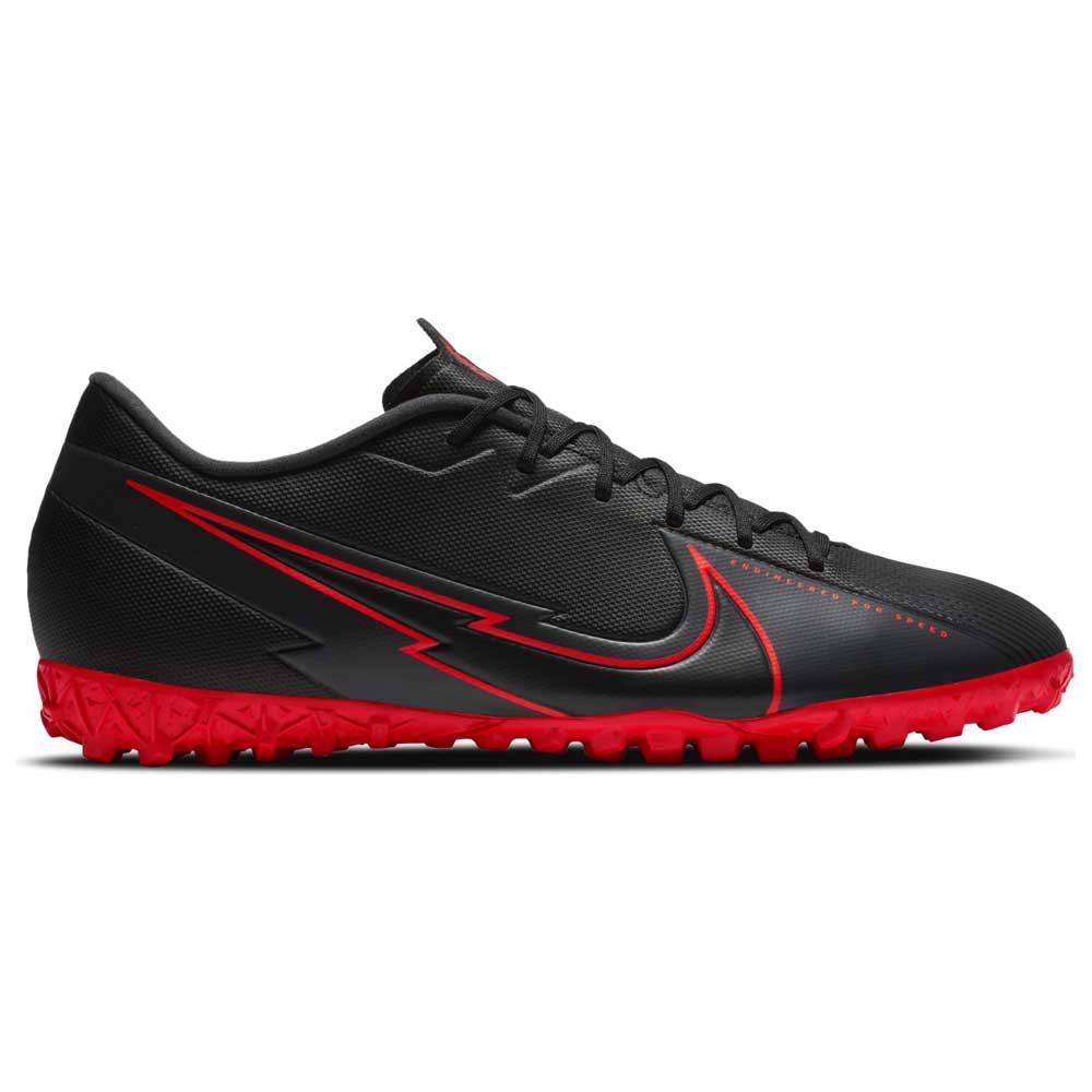 Nike Chaussures Football Mercurial Vapor Xiii Academy Tf EU 47 1/2 Black / Dk Smoke Grey