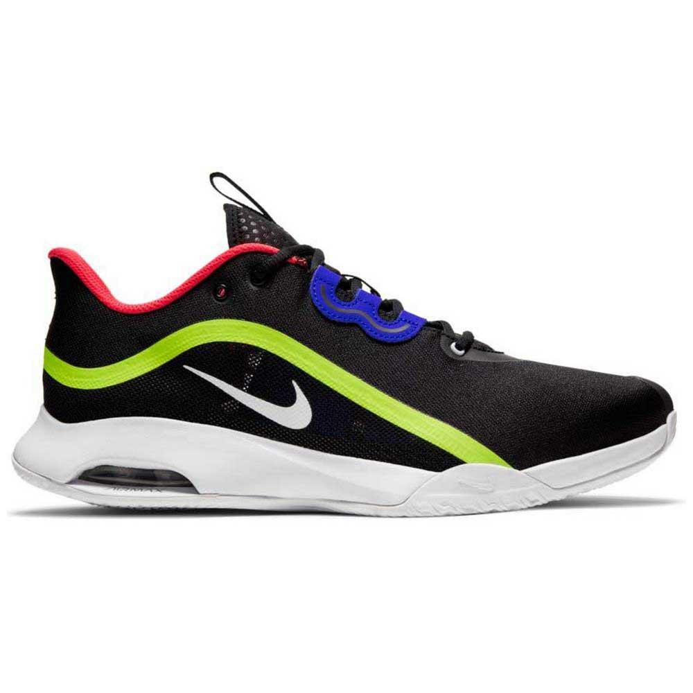 Nike Chaussures Air Max EU 41 Black / White / Volt / Laser Crimson