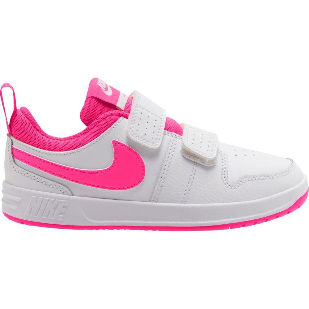 Nike Pico 5 Psv EU 31 White / Hyper Pink