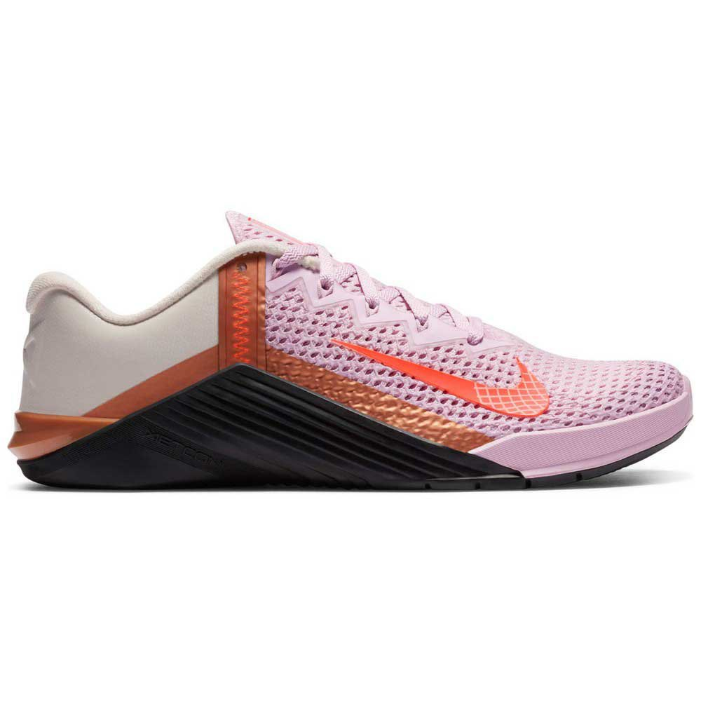 Nike Metcon 6 EU 41 Lt Arctic Pink / Hyper Crimson / Black