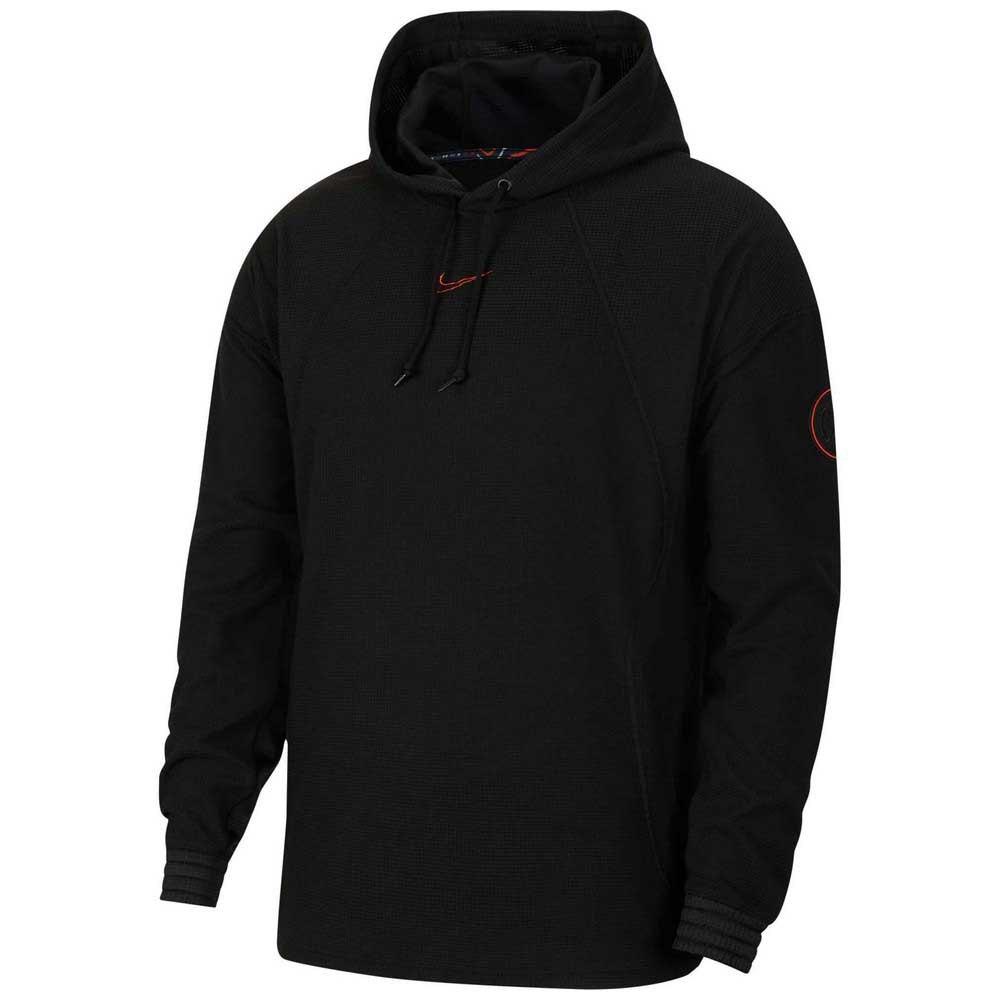 Nike Iso Px S Black / Black / Black / Team Orange