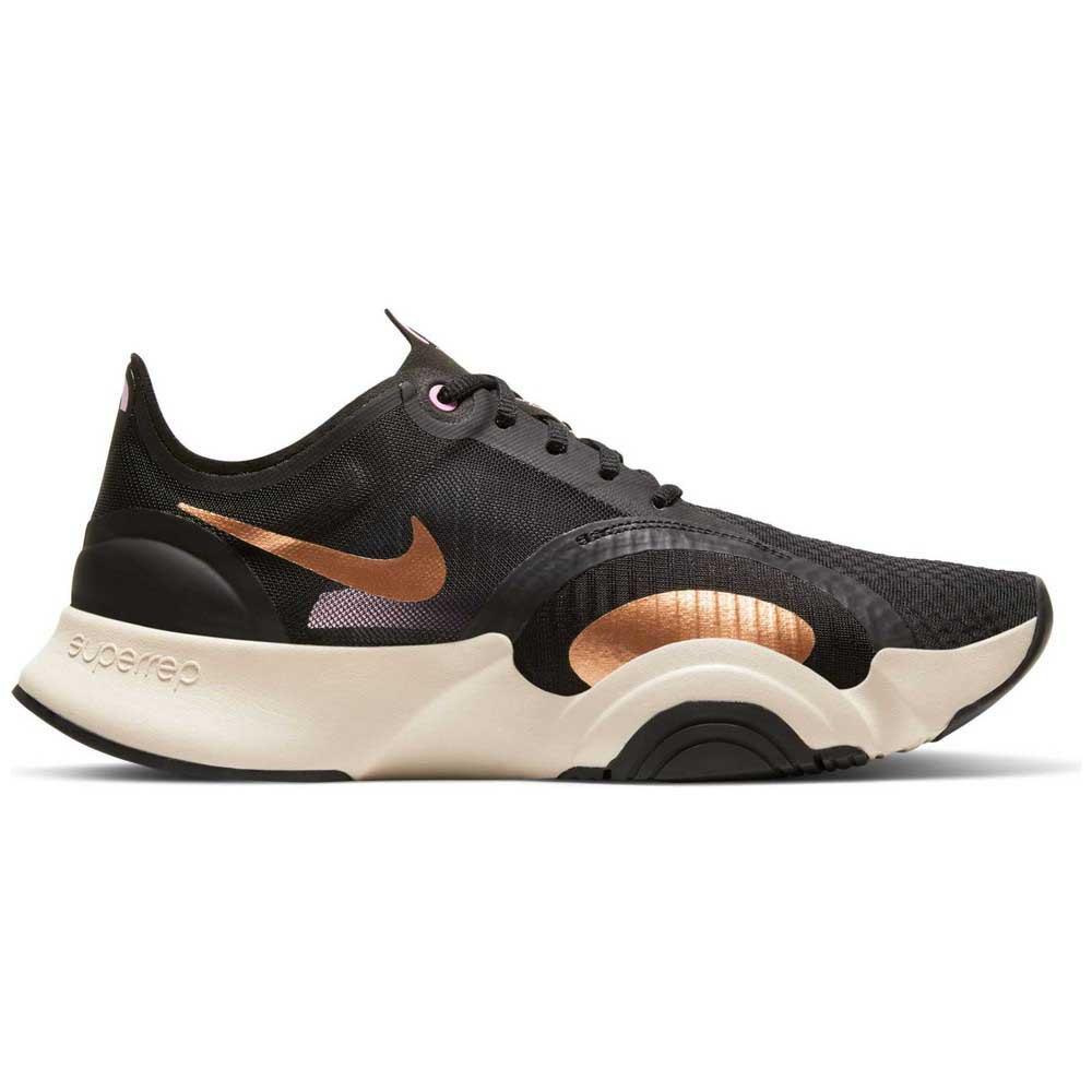 Nike Chaussures Superrep Go EU 38 White / Black / Metallic Copper